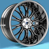 Image of ASANTI 3 PIECE AF145 BLACK wheel