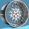 Image of ASANTI 3 PIECE AF147 CHROME wheel