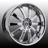 Image of VERSANTE 219 10 SPOKE CHROME wheel