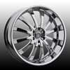 Image of VERSANTE 219 12 SPOKE CHROME wheel