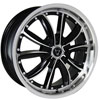 Image of TORO 9035 BLACK MACHINED wheel