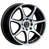 Image of TORO TR1203 BLACK MACHINED wheel