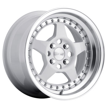 Image of MRR FF5 WHITE wheel