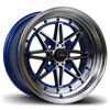 Image of AVID.1 AV07 BLUE wheel