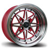 Image of AVID.1 AV07 PINK wheel