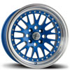 Image of AVID.1 AV12 BLUE wheel