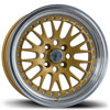 Image of AVID.1 AV12 GOLD wheel