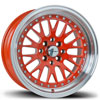 Image of AVID.1 AV12 ORANGE wheel