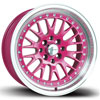 Image of AVID.1 AV12 PINK wheel