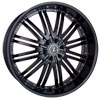 Image of VERSANTE 212 MATTE BLACK wheel