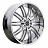 Image of VERSANTE 231 CHROME 5 LUG wheel