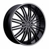 Image of VERSANTE 231 MATTE BLACK wheel