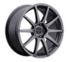 Image of VERSANTE 501 BLACK wheel