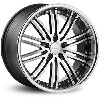 Image of VOSSEN VVS082 BLACK MACHINED wheel