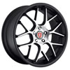 Image of BAVARIA BC7M CONCAVE MATTE BLACK MACHINED wheel