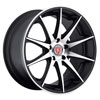 Image of BAVARIA BC10 CONCAVE MATTE BLACK MACHINED wheel