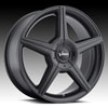 Image of VISION AUTOBAHN MATTE BLACK wheel