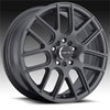 Image of VISION CHROSS GUNMETAL wheel