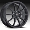 Image of VISION VENOM MATTE BLACK wheel