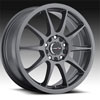 Image of VISION VENOM GUNMETAL wheel