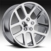 Image of SPORT CONCEPTS 836 CHROME wheel