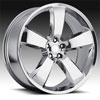 Image of SPORT CONCEPTS 850 CHROME wheel