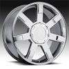 Image of SPORT CONCEPTS 858 CHROME wheel