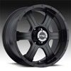 Image of VISION OFFROAD ASSASSIN MATTE BLACK wheel