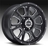 Image of VISION OFFROAD FURY MATTE BLACK wheel