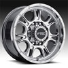 Image of VISION OFFROAD FURY CHROME wheel