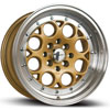 Image of AVID.1 AV16 GOLD wheel
