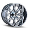 Image of CALIOFFROAD AMERICANA PVD wheel