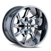 Image of CALIOFFROAD TWISTED PVD wheel