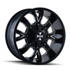 Image of CALIOFFROAD DIRTY BLACK wheel