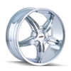 Image of DIP D35 DIPLOMAT CHROME wheel