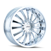 Image of DIP D50 HYPE CHROME wheel