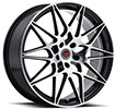 Image of REVOLUTION RACING R11 BLACK MACHINED wheel