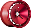 Image of KLUTCH KM16 RED wheel
