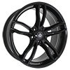 Image of CURVA CONCEPTS C17 BLACK  wheel