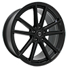 Image of CURVA CONCEPTS C44 BLACK  wheel
