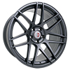 Image of CURVA CONCEPTS C300 GUNMETAL wheel