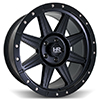 Image of HARDROCK H100 BLACK wheel