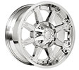 Image of DCENTI DW920 CHROME wheel