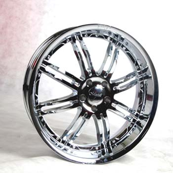 Image of MERCELI M8 CHROME wheel