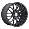 Image of MRR HR 6 MATTE BLACK wheel