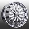 Image of VERSANTE 225 CHROME wheel
