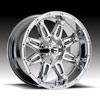 Image of FUEL HOSTAGE CHROME D530 wheel
