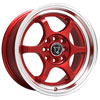 Image of TORO TR1202 RED SS LIP wheel