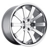 Image of MRR CV8 SILVER wheel