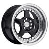 Image of MRR FF5 BLACK wheel